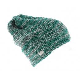 Bonnet The Pia Emerald - Coal