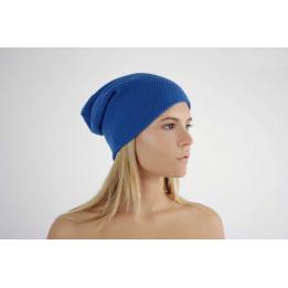 Bonnet Snobby bleu royal