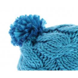 Bonnet The Rosa bleu Coal