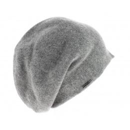 Bonnet Shirley Cachemire Stetson gris