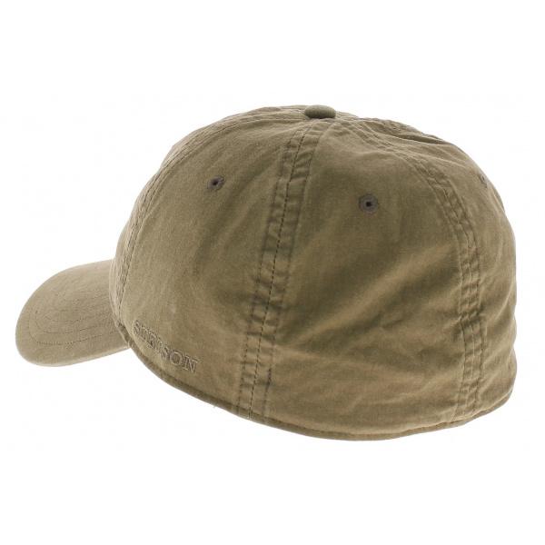Ducor Taupe Cap - Stetson