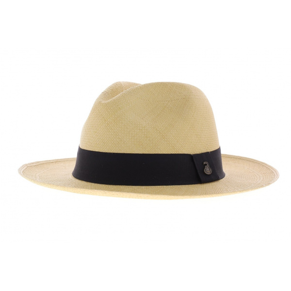 Panama hat Borsalino style paper