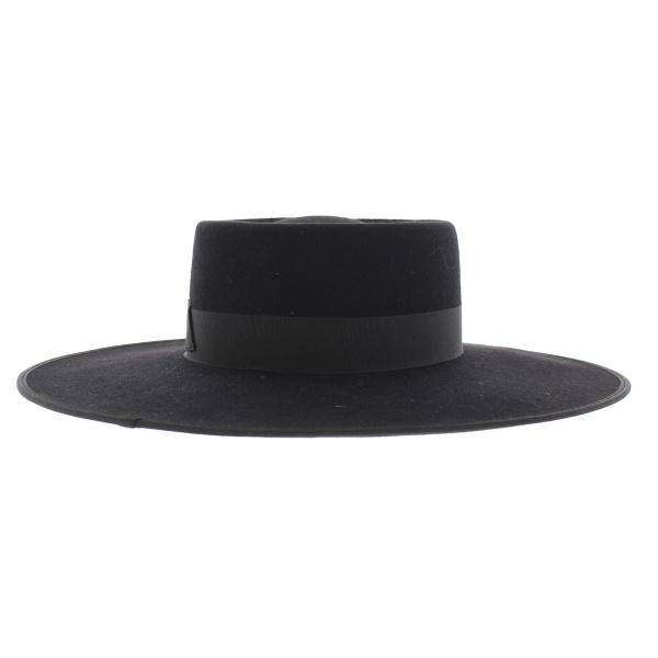 pas cher style le plus récent détaillant en ligne Chapeau feutre grand bord