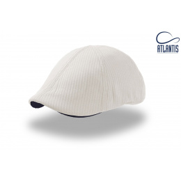 White Cork cap
