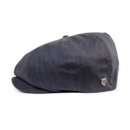 Brood slate blue cap - Brixton