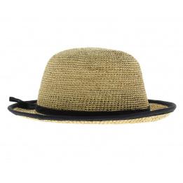 Chapeau cloche avec noeud - Babette