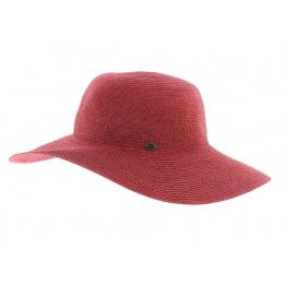Capeline été Léa Berry Red