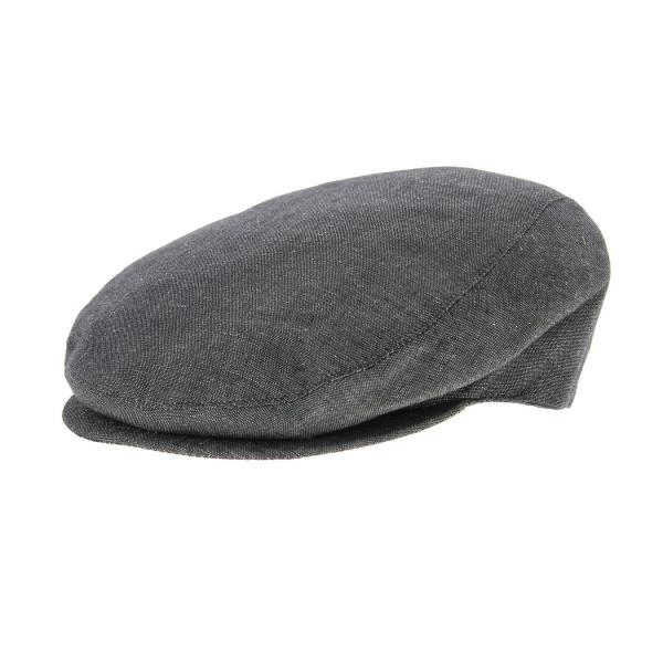Casquette Plate d'été - Anthracite