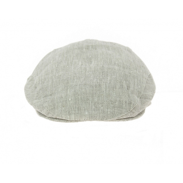 casquette plate Adriatic Lin - Traclet