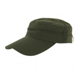 Golf Cap - Khaki Visor