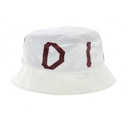 Dugout Bucket Hat White
