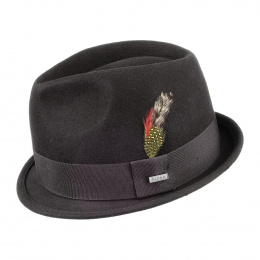 city wool felt hat