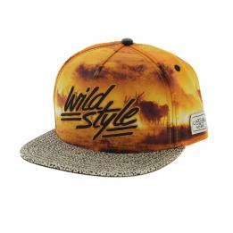 C&S Snapback Cap - Wild Style