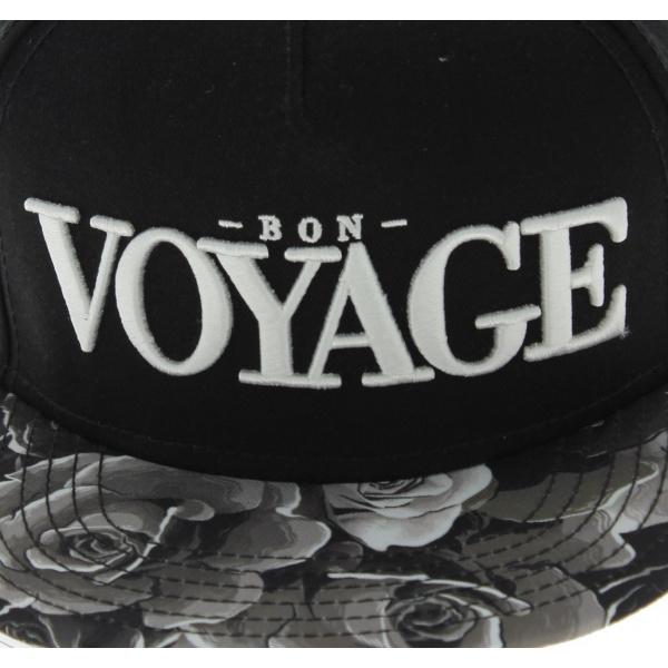 Casquette Snapback C&S - Bon Voyage