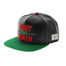 Casquette Snapback C&S - Fight the Power