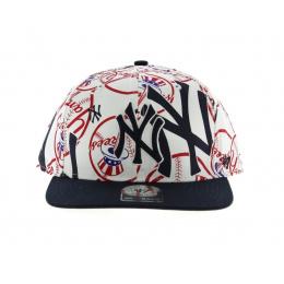 NY Yankees Fancy Cap - 47 Brand