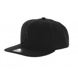 Black Oakland Atlhetics cap - 47 Brand