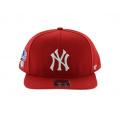 NY Yankees red cap - 47 Brand