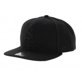 Casquette Chicago White Sox noire - 47 Brand