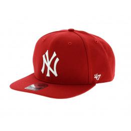 New York red cap - 47 Brand