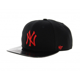 Casquette NY broderie rouge - 47 Brand
