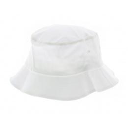Bob Coton Flexfit - blanc