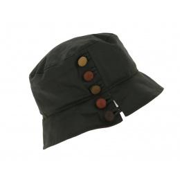 Olivia Wax Rain Hat - Olney