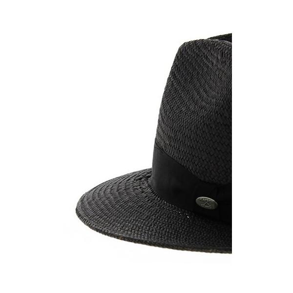 Chapeau Panama Torino - Noir