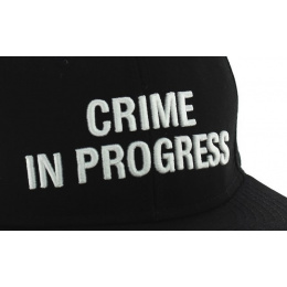 Snapback Cap Crime in progress - SPMK