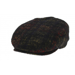 Casquette Kent Check Virgin Wool - Stetson
