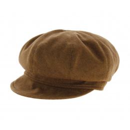 Casquette Gavroche Gore-Tex - Nutmeg brown