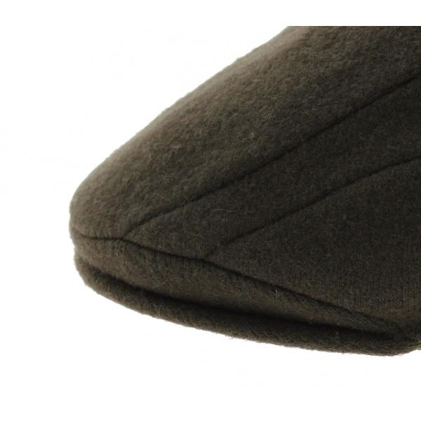Casquette Kangol - Wool 507 kaki