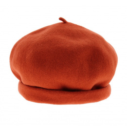 Bonnet Marin Reefer Orange - No Hats