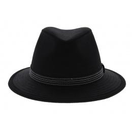 Chapeau fedora - Skylar noir