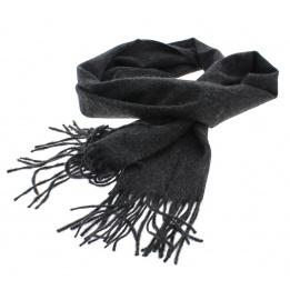 Echarpe laine Gris - Traclet