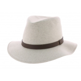 Chapeau Hastings Crambes - Naturel