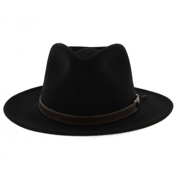 Chapeau Traveller Manny noir