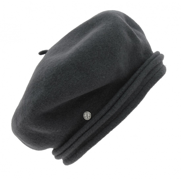 Beret Chopin Heritage by Laulhere - Anthracite