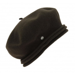 Beret Chopin Heritage by Laulhere - Brown