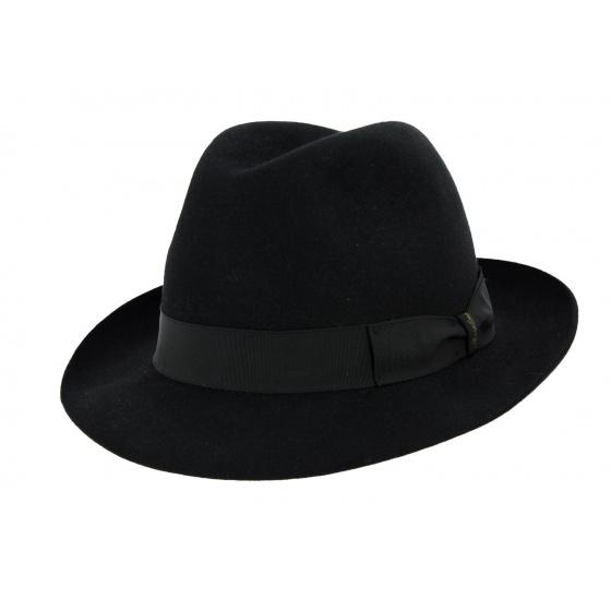 Borsalino Marengo Black Hat