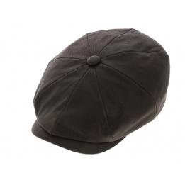Casquette hatteras chevrette marron - Stetson