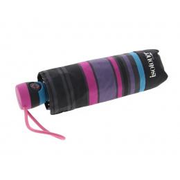 Mini parapluie automatique - Rayure Disco
