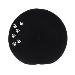 Béret broderie - Pattes de chat