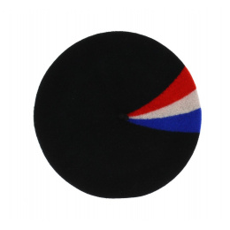 The French Beret - Black Patriot Beret