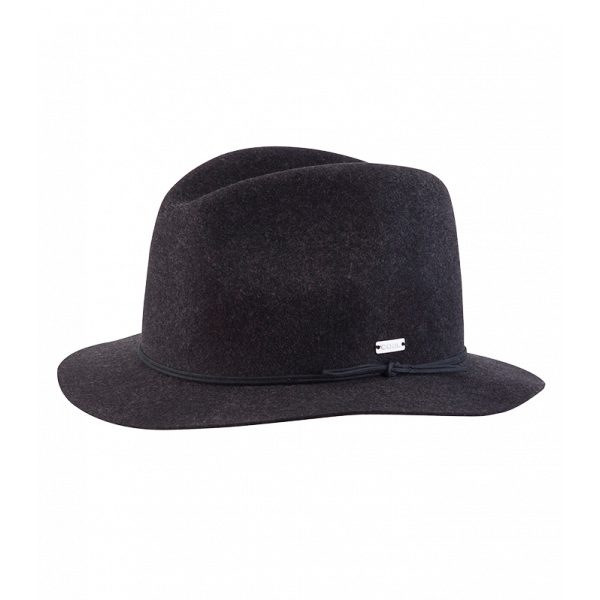 Chapeau traveller The Drifter - Coal