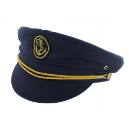 Casquette marin capitaine marine