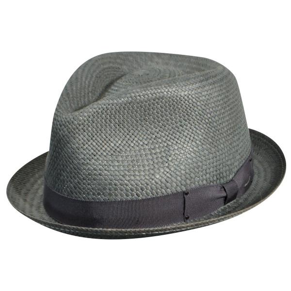 Chapeau Panama Bailey Sydney gris