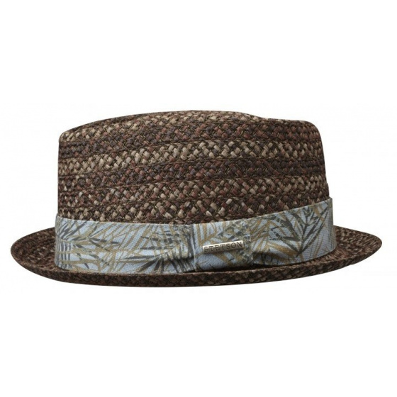 Prichard Shelburn porkpie hat - Stetson