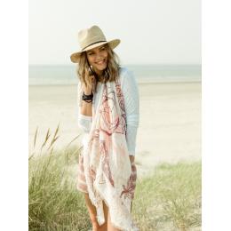 Traveller Hat Celery Natural Straw - Barts
