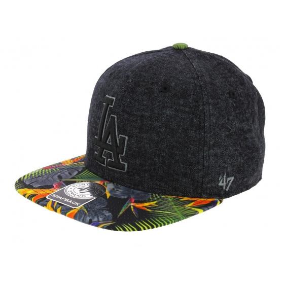 Snapback Los Angeles Dogers Black - 47 Brand
